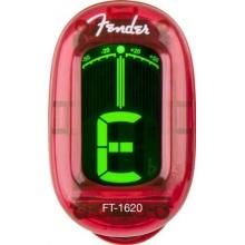 Fender FT-1620 California Chromatic Tuner Stimmgerät rot Bild 1