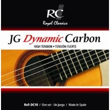 Royal Classics DC10 Carbon Gitarrensaiten Konzertgitarre Bild 1