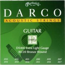 Darco by Martin D5400 Westerngitarre 12-saitig, extra light Bild 1