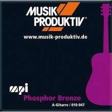 MPI Phosphor Bronze 010-047 Saiten Westerngitarre Bild 1
