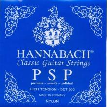 Hannabach 850 PSP blau Konzertgitarre, high tension Bild 1