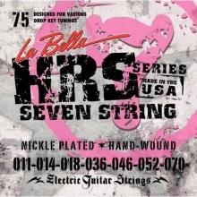 LaBella 673117 Saiten für E-Gitarre Nickel Plated Steel Bild 1