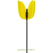 Light Catcher: 3D Tulip yellow Bild 1