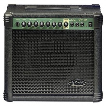 Stagg 25015600 20 GA DR EU Digital REVB Gitarre Amplifier Bild 1