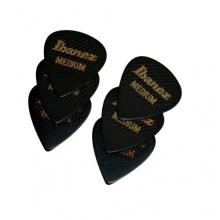 Ibanez BPA16MR-BK Grip Wizard Serie - Plektrum Gitarre 6 Stück schwarz Bild 1