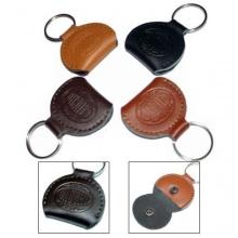 Gaucho Schlüsselanhänger Plektrenhalter Leder 1 Stück Bild 1