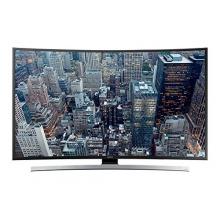 Samsung UE40JU6770 schwarz Curved TV Bild 1