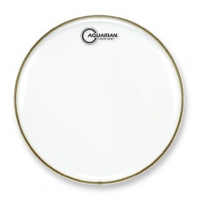 Aquarian Classic Clear 18 Zoll Drumhead Schlagzeugfell einlagig Bild 1