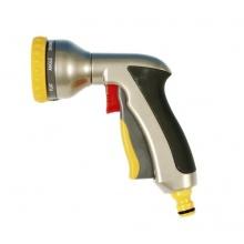 Hozelock 06426910 Spritzpistole aus Metall mit Brausekopf Bild 1