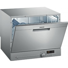 Siemens SK26E800EU Tischgeschirrspüler, 55.1 cm, Silver Inox Bild 1