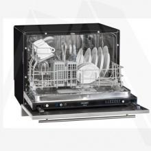 Exquisit EGSP6E Inox Tisch-Spüler vollintegriert, Tischgeschirrspüler Bild 1