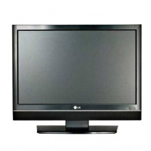 LG 19 LS 4D 48,3 cm 19 Zoll LCD Fernseher schwarz Bild 1