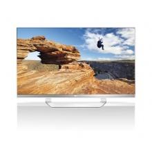 LG 47LM649S 119 cm 47 Zoll LED Fernseher weiß silber Bild 1