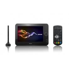 Lenco TFT-726 17,8 cm 7 Zoll LCD Fernseher schwarz Bild 1