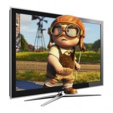Samsung LE46C750 117 cm 46 Zoll LCD Fernseher Bild 1