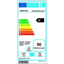Samsung UE48J6350 121 cm 48 Zoll LED Fernseher schwarz Bild 1