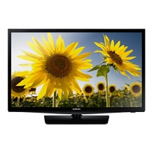 Samsung UE24H4070 61 cm 24 Zoll LED Fernseher schwarz Bild 1