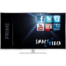 Panasonic TX-L42ETW60 107 cm 42 Zoll Smart TV silber Bild 1