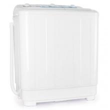 oneConcept DB005 große Waschmaschine XXL Toploader 8,5kg Bild 1