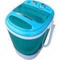 Syntrox Germany A+ 3,8 Kg Toplader Waschmaschine Campingwaschmaschine Bild 1