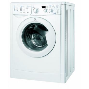 Indesit IWDD 6145 (EU) Waschtrockner, Waschen: 6 kg, Trocknen: 5 kg, Eco Time  Bild 1