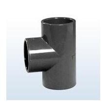 PVC-T-Stück 90°, 3x Klebemuffe, 32 mm Bild 1