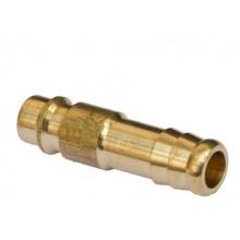 Druckluftstecknippel mit Tülle 13 mm Bild 1