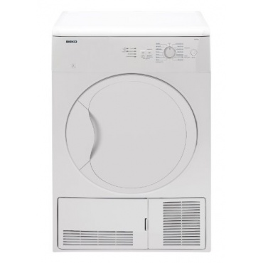 beko dc 7130 kondenstrockner b 7 kg test. Black Bedroom Furniture Sets. Home Design Ideas