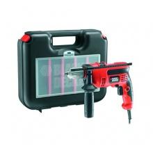 Black+Decker Schlagbohrmaschine 550 W mit Koffer Bild 1