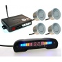 Funk Einparkhilfe mit 4 Sensoren von Tecwo Bild 1