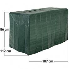 Abdeckhaube für Gartenmöbel 187x86 x112cm  Bild 1