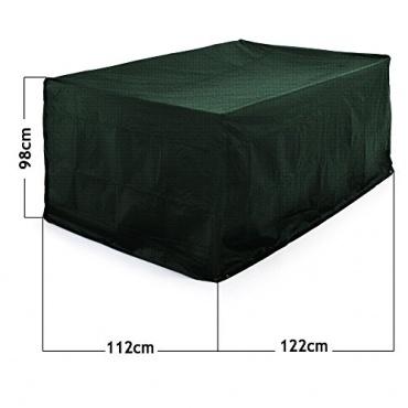 Abdeckhaube für Gartenmöbel 122x112x98cm  Bild 1
