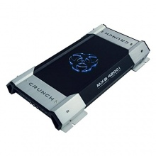 Crunch MXB 4200i 4-Kanal-Auto-Verstärker 1600W, Endstufe  Bild 1