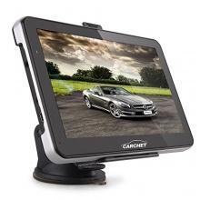 CARCHET Auto 7Zoll Touchscreen GPS Navi Navigation MTK 128MB 4GB Westeuropa FM Radio Bild 1