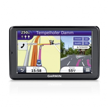 Garmin nüvi 2595 LMT Navigationsgerät 12,7 cm Display, 3D Traffic, Lifetime Map Update Bild 1