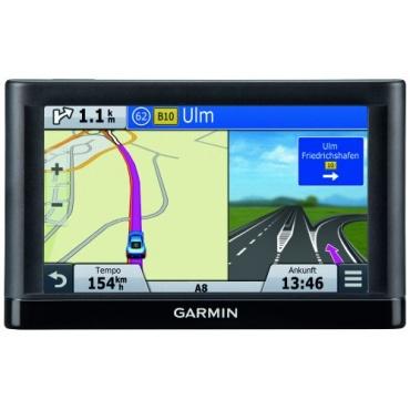 Garmin nüvi 66LMT Premium Traffic Navigationsgerät 15,4 cm Touchscreen,  Bild 1