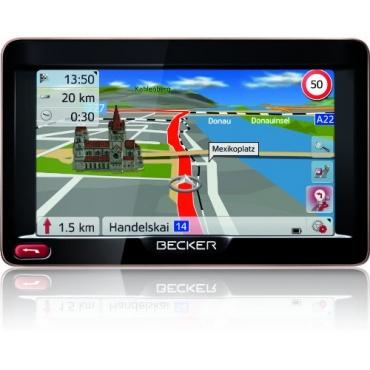 Becker Ready 50 EU20 LMU Navigationsgerät 12,7 cm Display, 20 Länder Europas Bild 1
