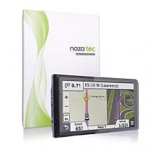 NOZA TEC 7Zoll Zoll Auto Navigationsgerät EU Karten POI FM 4GB Bild 1