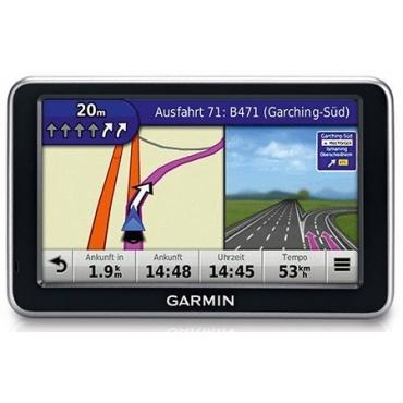Garmin 140T Navigationsgerät 10,9 cm Touchscreen, TMC, 22-Ländern Zentraleuropa Bild 1