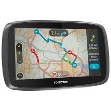 TomTom GO 5000 Europe Navigationsgerät 13 cm 8GB interner Speicher, QuickGPSfix Bild 1
