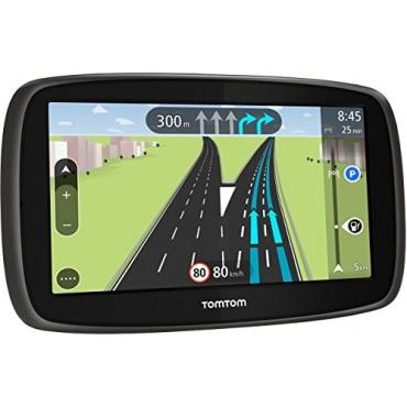 TomTom START 50 Europe Navigationsgerät,5 Zoll, Lifetime Maps, Fahrspurassistent Bild 1