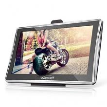 CARCHET 7Zoll TFT Touchscreen Auto Navigationsgerät RAM128MB 4G EU Bild 1