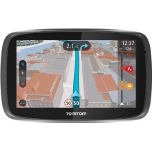 TomTom Go 600 Speak und Go Auto-Navigation 15 cm Touchscreen, micro-SD Kartenslot Bild 1