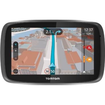 TomTom Go 600 Speak und Go Auto-Navigation 15 cm Touchscreen, micro-SD Kartenslot Bild 1