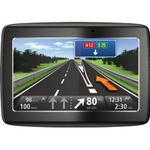 TomTom Via 125 Europe Traffic Navigationssystem 13 cm Touchscreen, TMC, Bluetooth Bild 1