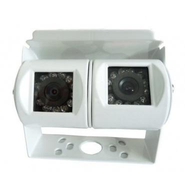 Rückfahrkamera CCD Doppel Dual YMPA RFK-DO von YMPA Bild 1