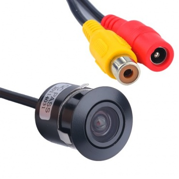 Zeagoo TT-CC02 Wasserdicht PAL Rückfahrkamera 16,5 mm 170 Grad Stoßstangenkamera  Bild 1