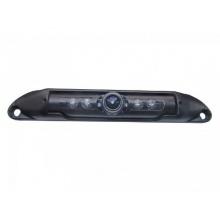 Auto Rückfahrkamera 180 Grad mit Distanzlabel NTSC Bild 1