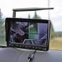 Funk Kamera Set für Pferdeanhänger Überwachungssystem Rückfahrkamera CM-FRFS2 Bild 1