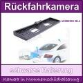 Rückfahrkamera Einparkhilfe, Auto KFZ 170Grad Farb Rückfahrkamera  Bild 1